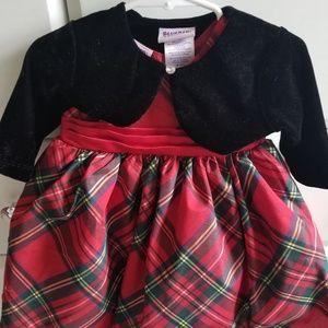 Baby Girl's 12 Month Dress Blueberi Boulevard